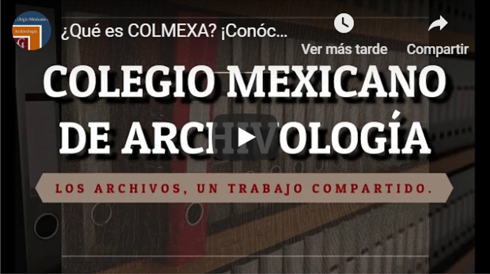 youtube colmexa